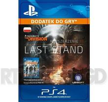 Tom Clancys The Division Ostatni Bastion DLC PS4 - wersja cyfrowa