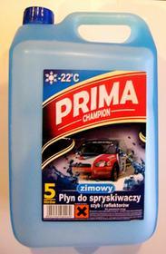 Płyn do spryskiwaczy Zimowy -22 Prima 5 litrów