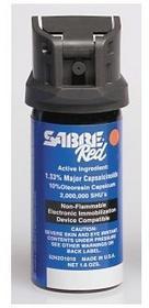 Sabre Red Security Equipment Corporation Gaz pieprzowy Crossfire MK2 - piana 53 ml (RMG/SABRE52H2O1010-F) KR