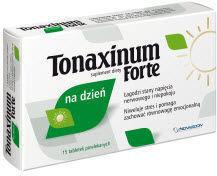 Novascon Tonaxinum Forte na dzien 15 szt.
