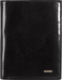 Ochnik Duży Portfel Męski - 145 Black