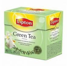 Lipton Herbata ekspresowa Piramidki Green zielona 20szt.
