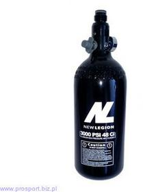 NL Butla HP 0,8l 3000 PSI black