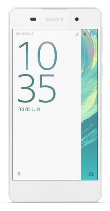 Sony Sony Xperia E5 LTE biały
