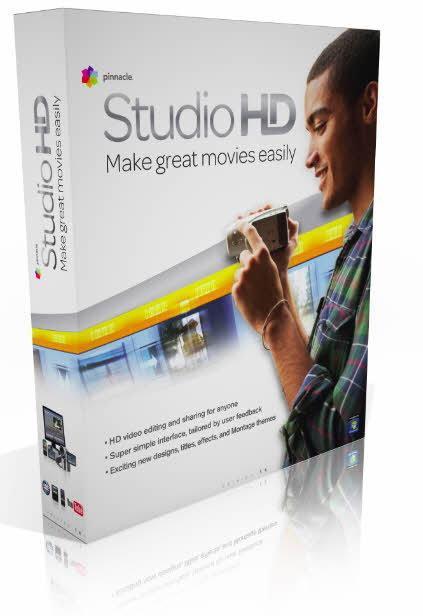 Pinnacle Studio 14 HD Nowa licencja
