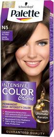 Schwarzkopf Palette Intensive Color Creme N5 Ciemny blond