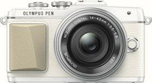 Olympus PEN E-PL7 + 14-42 EZ 3D biały