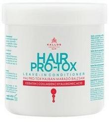 Kallos KJMN HAIR PRO-TOX Leave in odżywka do włosów - 250ml
