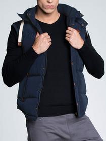 Ombre Clothing V25 - GRANATOWY