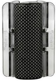 Linziclip Maxi Hair Clip 1szt W spinki do włosów Black Gray Translucent