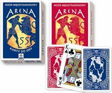 Trefl Karty Arena 55 listków 08314