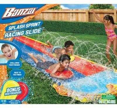 Banzai Ślizgawka wodny wyścig 42324