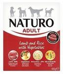 Opinie o Naturo Dorosłe Jagnięcina z ryżem i warzywami 400g 12275