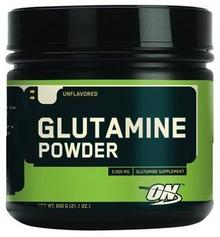 Optimum Glutamine 630g 042012