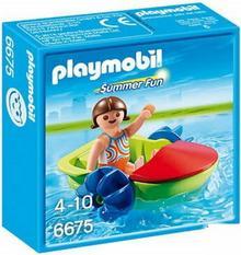 Playmobil Zabawa z łodziš 6675