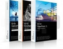 DxO Elite Photo Suite - zestaw 3 programów DXOS922