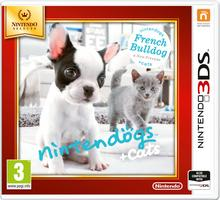 Nintendogs + Cats French Bulldog and New Friends 3DS
