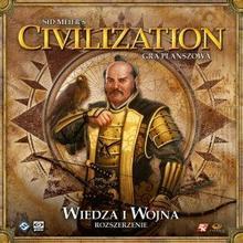 Galakta Sid Meier&s Civilization: Wiedza i Wojna