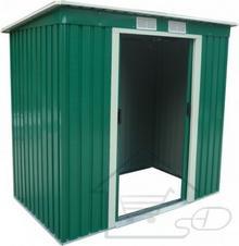 Metalowa altanka ogrodowa Domek na narzędzia 196x122x182 cm V_133086826
