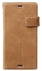 Zenus ZA400430 Vintage Diary in Vintage braun für Sony Xperia Z3