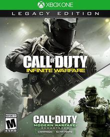 Call of Duty: Infinite Warfare LEGACY