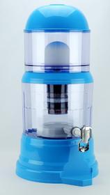 Dyspenser - filtr do wody 14l niebieski