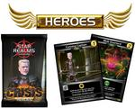 White Wizard Games Star Realms: Crisis - Heroes
