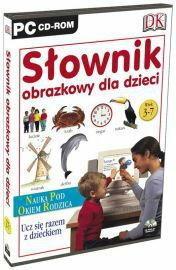 Dorling Kinderslay Słownik obrazkowy dla dzieci