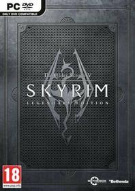 The Elder Scrolls V: Skyrim Legendary Edition PC Klucz MV0001264