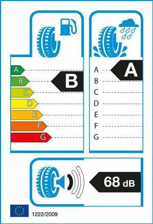 Goodyear EfficientGrip SUV 215/60R17 96H
