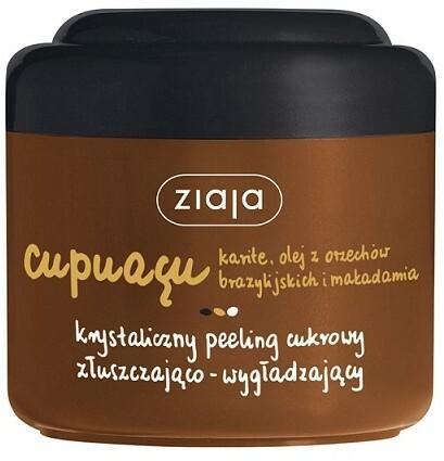 Ziaja Ltd Zakład Produkcji Leków Cupuacu Krystaliczny peeling cukrowy złus