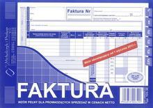 MICHALCZYK&Prokop Druk M FAKTURA A5 PEŁNA 103-3e