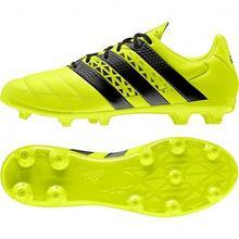 Adidas Ace 16.3 Leather FG AQ4456 żółty