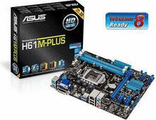 Asus H61M-PLUS