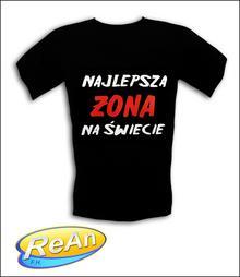 ŚmieSzne Koszulki Najlepsza Żona Na Świecie