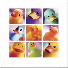 Kaczuszki, kaczki - Obraz, reprodukcja