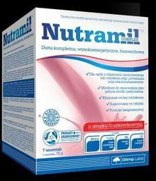 Olimp Nutramil Complex o smaku truskawkowym proszek 7 sasz. 3
