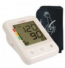Kardioline Ciœnieniomierz automatyczny naramienny KL 200 z zasilaczem i termometrem duży mankiet 7309