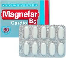 Biofarm Magnefar B6 cardio 60 szt.