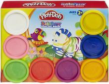 Hasbro Play-Doh Tęczowy zestaw kolorów 8 tub A7923