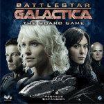 Fantasy Flight Games Battlestar Galactica : Pegasus Expansion 6781