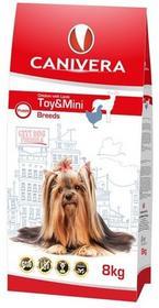 Canivera Puppy&Junior Toy&Mini Breeds 16 kg