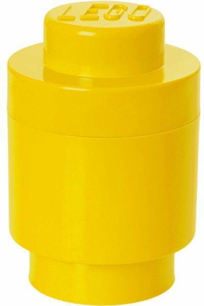 Lego Pojemnik Okrągły 1 Żółty