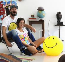 MrMaria : Lampa Smiley smiley