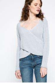 Review Sweter 00768504180 niebieski