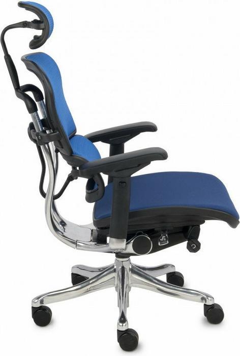 Grospol Wygodny Fotel komputerowy Plus - 21 dni na Testowanie - Gwaran