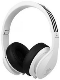 Monster Adidas Over-Ear białe