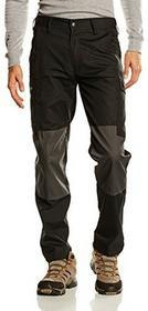 Twentyfoursirdal lekkie spodnie na świeżym powietrzu, czarny, M 434148