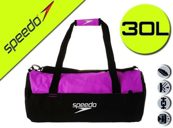 1f3ef608fc107 Speedo Torba sportowa na basen Duffel 8091908860 fioletowy – ceny ...