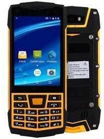 CUBE1 T1C 8GB Dual Sim Czarno-żółty